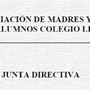 24 de marzo de 2015. Reunión de la Junta Directiva
