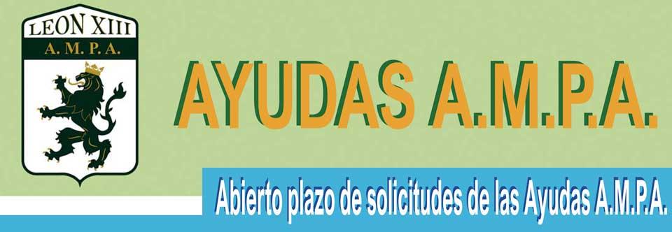Bases Ayuda AMPA 2019/2020
