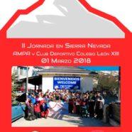 II Jornadas en Sierra Nevada. 1 de marzo