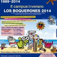 II Campus de Verano Los Boquerones